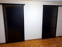 Slide doors