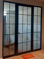 PVC & Aluminium doors