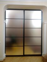 Multifunctional slide doors